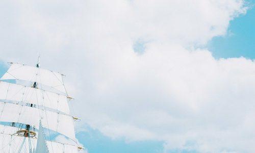 風をよみ、帆を張る