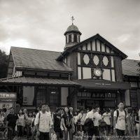 原宿駅駅舎